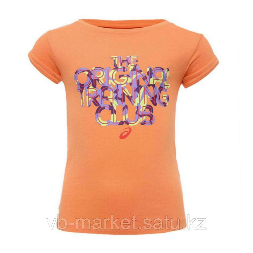 Детская футболка ASICS GIRLS SS TOP JR 09/10 (134-140)
