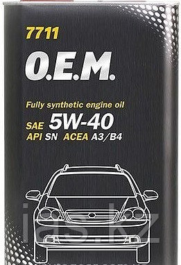 Моторное масло MANNOL O.E.M. for Daewoo GM 5w40 1 литр