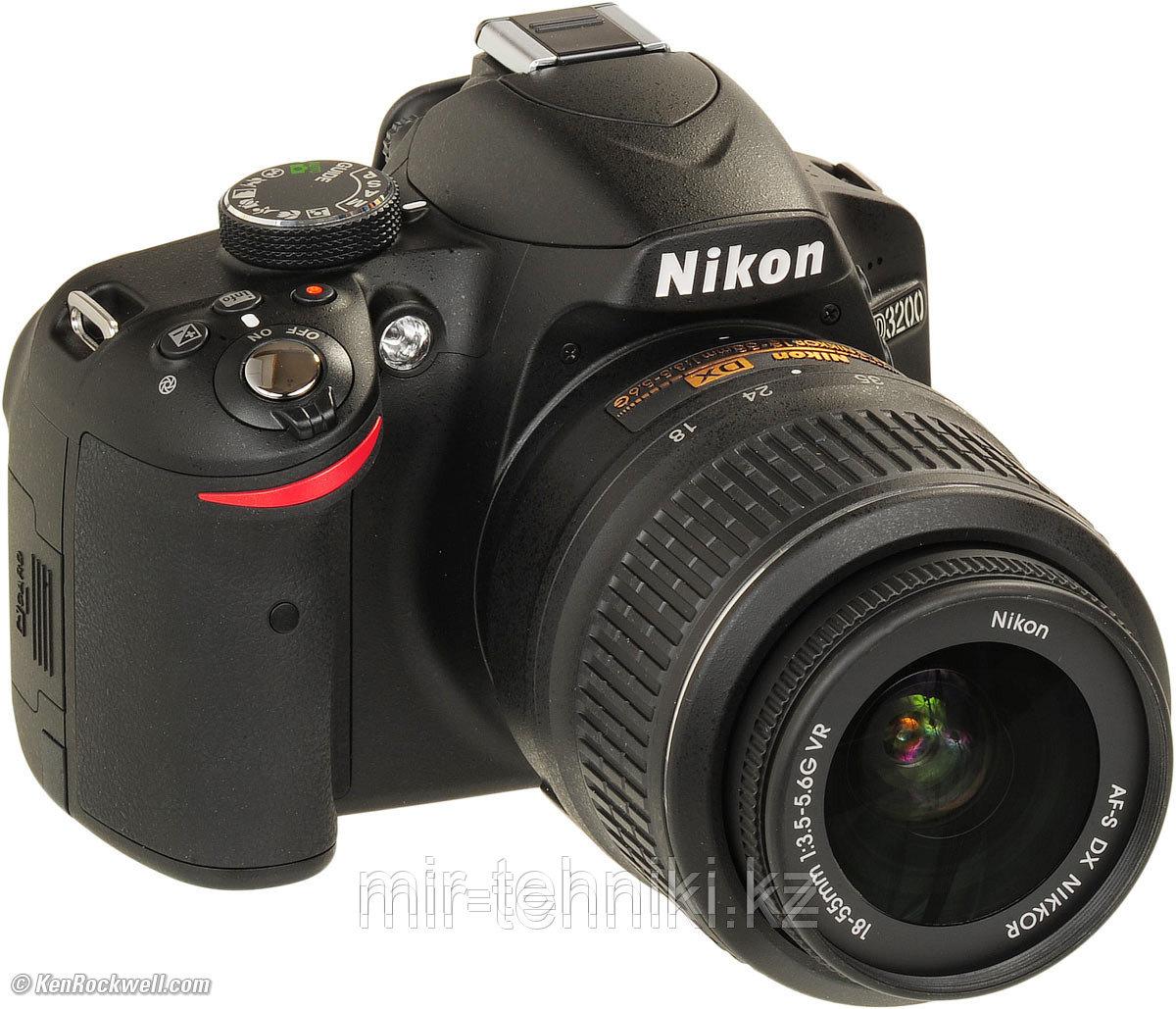 Фотоаппарат Nikon D3400 Kit 18-55mm  f/3.5-5.6 G VR