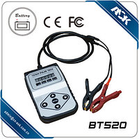 Автомобильный аккумулятор тестер BT520