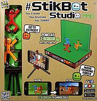 Stikbot TST617 Стикбот Анимационная студия со сценой, фото 1