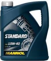 Моторное масло MANNOL Standart 15w40 5 литров