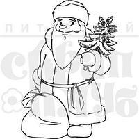 "ФП штамп ""Ев. Дед Мороз"""