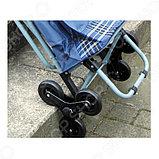 Сумка-тележка со стулом, фото 3