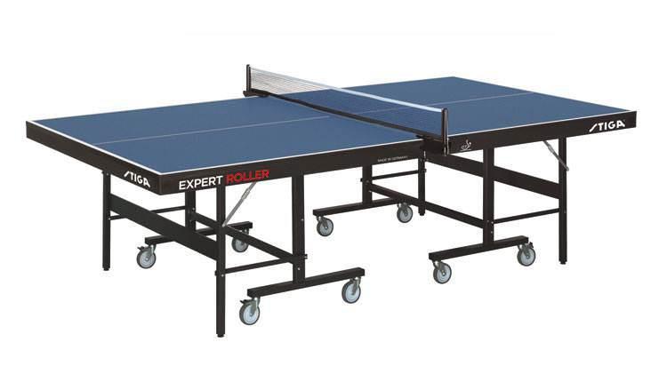 Теннисный стол профессиональный Stiga Expert Roller CSS