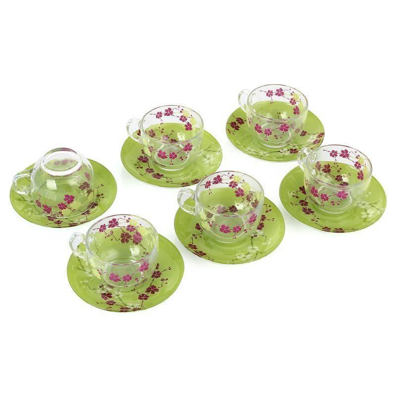 Чайный сервиз Luminarc Kashima Green
