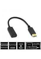 Конвертер DisplayPort на HDMI adapter