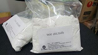 Диоксид титана TiO2 рутильный белый