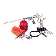 Пистолеты (продувочные, моечные, картушные, пескоструйные, для подкачки шин)