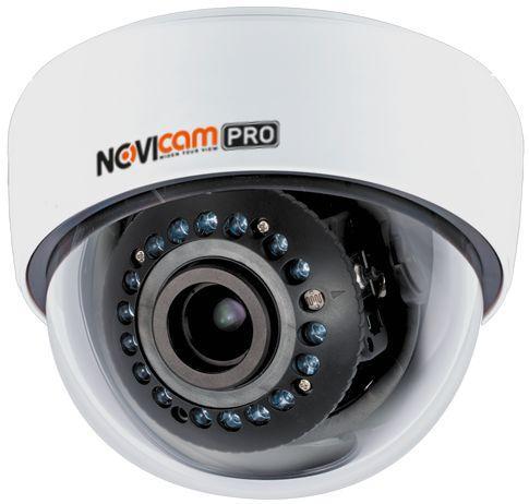 FC27 (2.8~12) купольная камера 2MP AHD TVI CVI PAL ИК30м