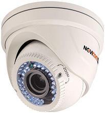 FC28W (2.8~12) купольная уличная антивандальная камера 2MP AHD TVI CVI PAL ИК35м¶