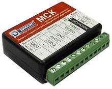 МСК Даксис - Корпусный модуль сопряжения с многоквартирными координатными домофонами.
