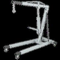 Кран гидравлический 2 тонны h подъема 25-1880 мм (комплект из 2 частей) MATRIX 567305 (002)