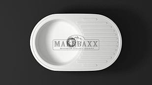 Кухонная мойка глянцевая кварцевая MARRBAXX  серия Granit MARR   Наоми Z11  (725 мм)