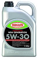 Моторное масло MEGUIN Moto.New Generation 5w30 5 литров