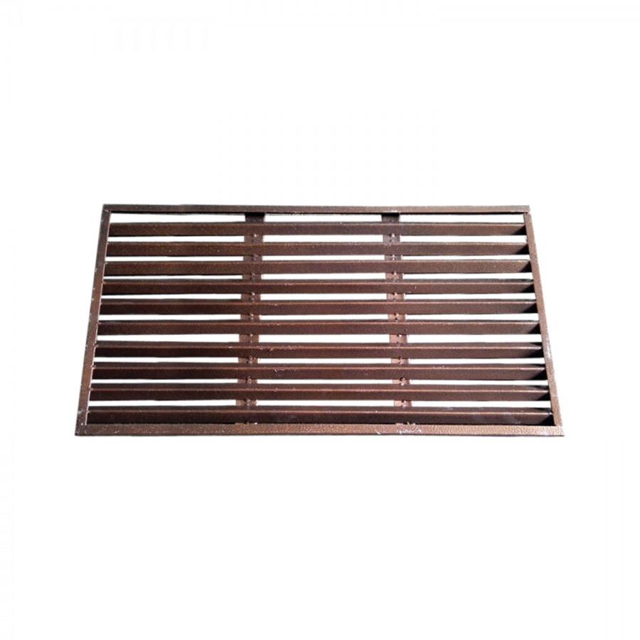 Решетка напольная металлическая (800х400)