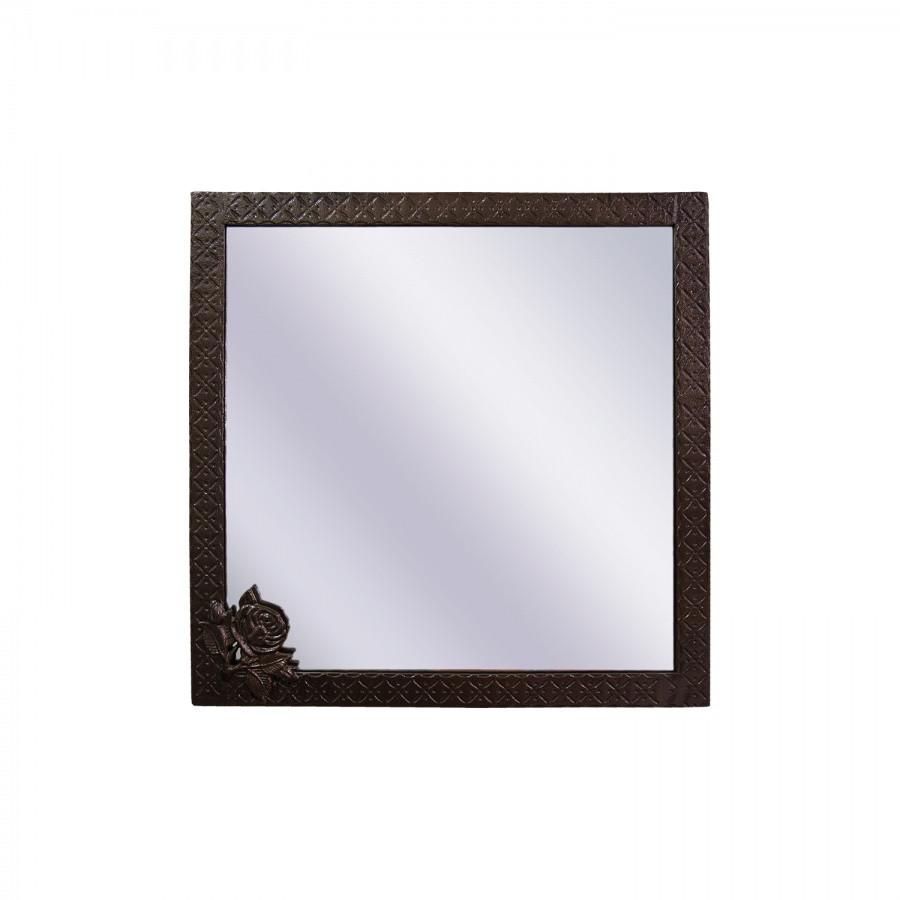 Зеркало с кованой рамкой №2