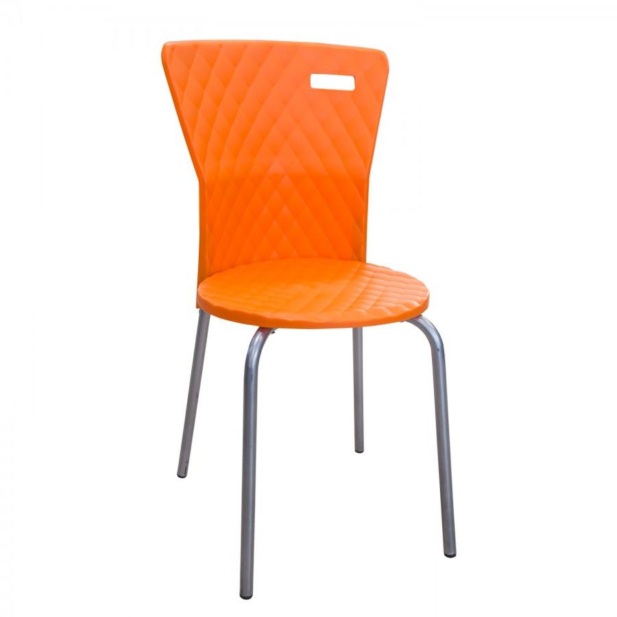 Stool Chair Colored (оранжевый)