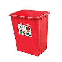 Ведро для мусора, цветное (22 л.)