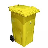 Бак мусорный 240 л