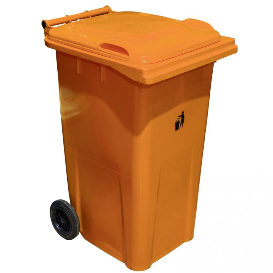 Бак мусорный 360 л