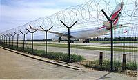 Ограждения для аэродромов и аэропортов