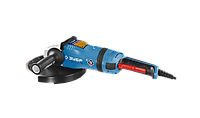Углошлифовальная машина (болгарка), ЗУБР Профессионал УШМ-П230-2100 ПВ, антивибрационная защита, плавный пуск