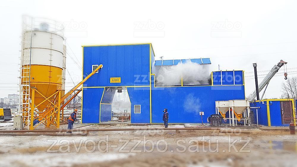 Бетонный завод ФЛАГМАН-90