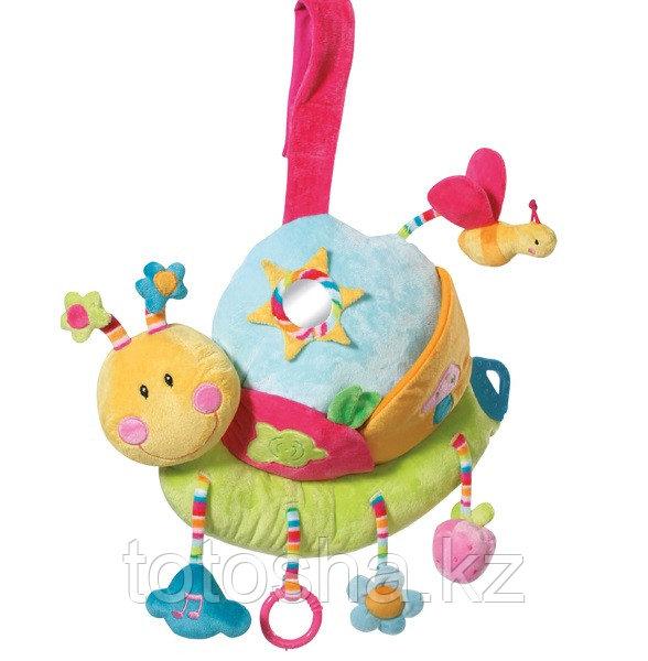 "Tiny Love Развивающая мягкая игрушка ""Улитка"""