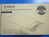 "Внешний корпус ORICO 2""5 2139C3-CR, 3.1 Type C, Алматы, фото 2"