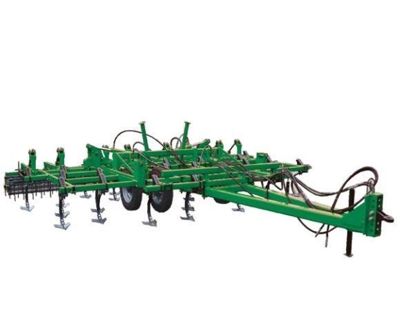 Культиватор прицепной КПГ-6, с гребенками и катками