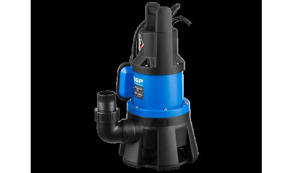 Насос Т3 погружной, ЗУБР Профессионал НПГ-Т3-1300, дренаж. для грязной воды (d частиц до 35мм), 1300Вт