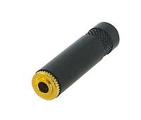 Neutrik Rean NYS240BG 3.5mm Stereo Jack мама