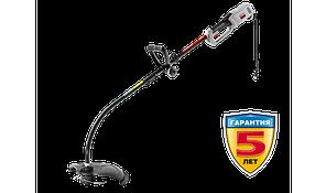 Триммер электрический, ЗУБР ЗТЭ-38-1200, с верх. двигателем, ш/с 380 мм, леска 5*2 мм, полуавтомат, 1200 Вт