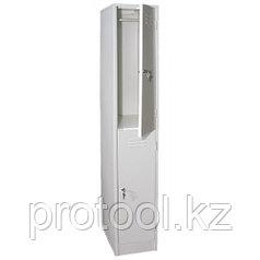 Шкаф для одежды односекционный с двумя отделениями ШРМ-12