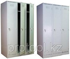 Шкаф для одежды 3-х секционный ШРМ-33
