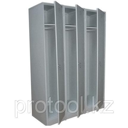 Шкаф для одежды 3-х секционный ШРМ-33, фото 2