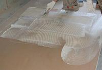 Клей (клеевая смесь на цементной основе)