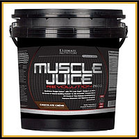 Ultimate Muscle Juice Revolution 5кг (банановый)
