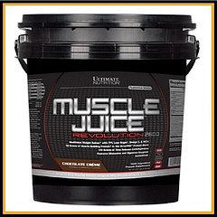 Ultimate Muscle Juice Revolution 5кг (банановый)