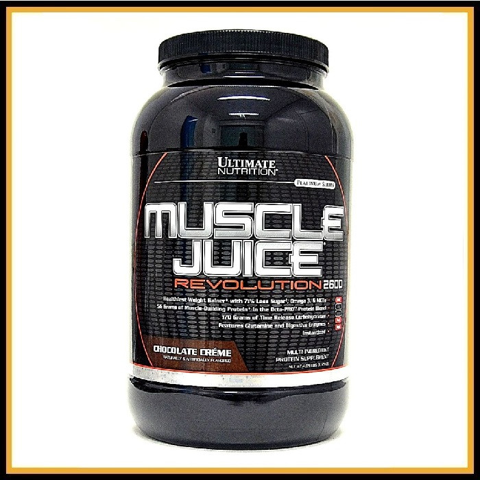 Ultimate Muscle Juice Revolution 2.1кг (шоколад)