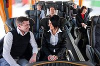 Корпоративные перевозки на автобусе и микроавтобусе