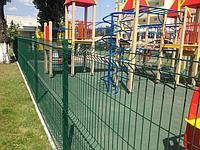 Ограждения для детских площадок и игровых зон