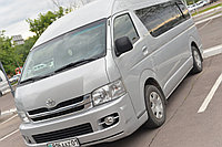 Аренда микроавтобуса для мероприятий