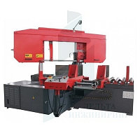 Автоматический ленточнопильный станок Stalex BS-850G двухколонный