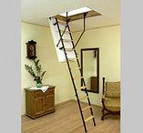 Чердачная лестница 60х120х280 FAKRO LWK Komfort  тел. Whats Upp. 87075705151, фото 6