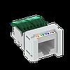 Разъем RJ45 категория 5e неэкранированный (UTP) Snap-In ASM-C5 S