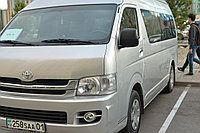 Аренда микроавтобуса для спортивных мероприятий