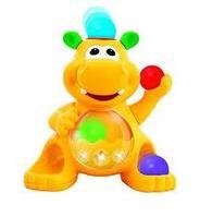 Kiddieland бегемотик с шариками