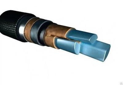 Кабель силовой высоковольтный бронированный АСБл-10